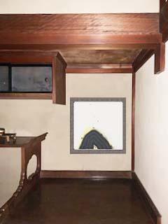 菊地武彦 「絵画の居る場所」シミュレーション