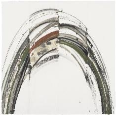 菊地武彦 線の形象2020−5(ドローイング)